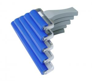 China Self Adhesive Cleanroom Sticky Roller Flexible No Abnormal Sound Rotation on sale
