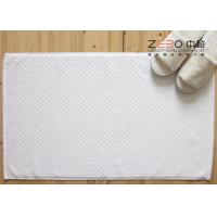 200 Gram Plain Weave Hotel Collection Bath Sheets OEM / ODM Available