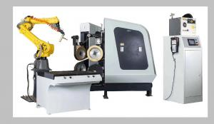 China Professional Robot Grinding Machine For Brightening Stainless Steel Sinks on sale