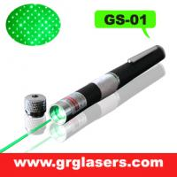 2 in 1 Powerful Green Laser Pointer Pen Beam Light 5mw Lazer High Power 532nm Made In China