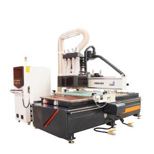 China T-Slot Table Multi Spindle Automated Wood Router , High Efficiency 3d Cnc Router on sale