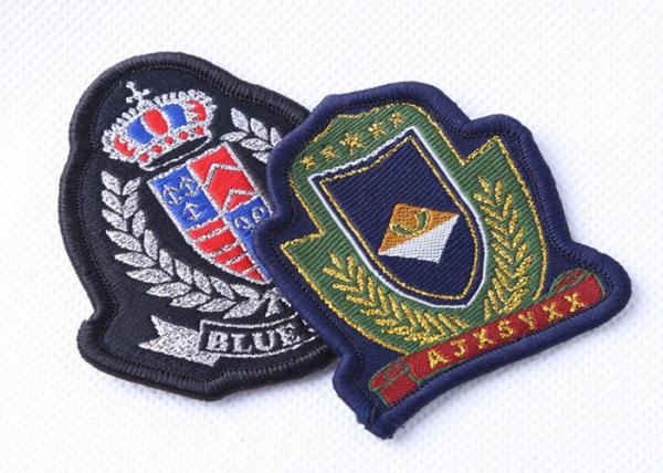 4eca73bec7971 Custom Embroidered Military Patches Beret Cap Badge