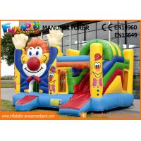 Kid Game Clown Inflatable Bouncer Bounce Castle Jumping Castle For Kids