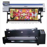 1.8M Large Format  Mimaki Textile Fabric Photo Printers For Banner And Signs