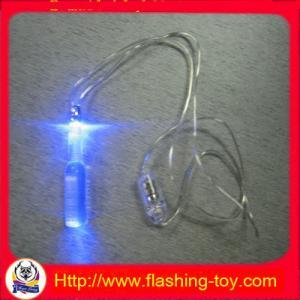 China Party Girls Promotion gift LED Flashing Necklace, Flashing Led Necklaces HL-B2116 on sale