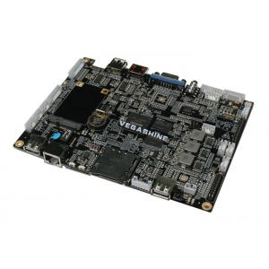 China Onboard Freescale i.mx6Q 1.2G CPU 2GB DDR3 , 8GB Flash ARM motherboard DC power on sale