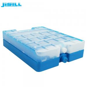 China Non Toxic Large Cooler Ice Packs Gel Ice Box With SGS Approved For Cold Chain Transport on sale