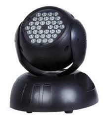 China 16 DMX Channels 120W High Power White LED Moving Head Spot Light, Stage Lighting Fixtures on sale