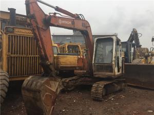 China Used Hitachi Ex60 Excavator 1997 Year on sale