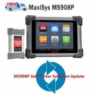 China Original Autel MaxiSys Pro MS908P Wifi OBD Full System Diagnostic with MaxiFlash Elite J-2534 programming on sale
