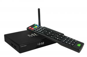 China Metal Housing Amlogic8726-MX Dual Core Android Smart TV Box Support XBMC Youtube on sale