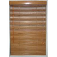 25mm Slat Basswood Venetian Blinds Timber Window Blinds