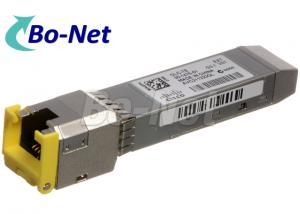 China Original Cisco 1000BASE T SFP Transceiver Module GLC TE Telnet Protocol on sale