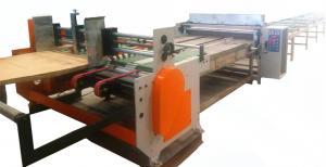 China Automatic Corrugated Box Wax Coating Machine Price in China on sale