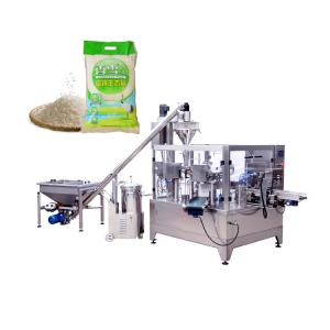 China PE Premade Pouch Filling Sealing Packaging Machine on sale