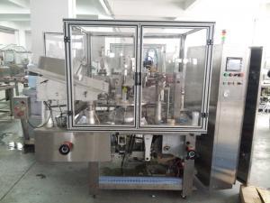 China Machine de cachetage de tube de la machine de remplissage de tube de crème de contrôle de moteur servo Φ5mm-Φ60mm on sale