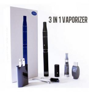 China New ago vaporizer !Ago G5 Triple Use, 3-in-1 Vaporizer Pen Kit for wax oil and dry herb supplier