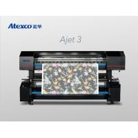 Ajet 3190 High Speed Industrial Textile Sublimation Inkjet Printer Machine with 2 pcs Kyocera Printing Heads Polyester