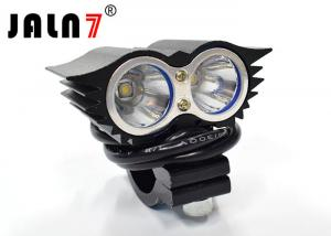 China 20W Motorcycle Twin Headlight Conversions 2200LM Lumens CE Certification on sale