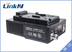 China Transmissor sem fio video da placa COFDM da curvatura do dBm de HDMI 30 a trabalhar com câmera da transmissão on sale