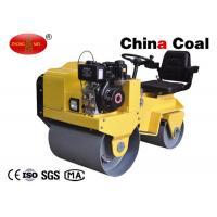 7.0HP rouleau diesel de compacteur de vibration d