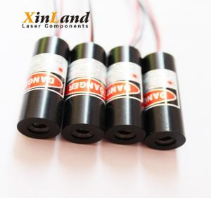 China Good price cheap 635nm red industrial line laser module on sale