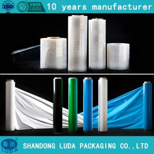 China clients demand LLDPE Silage Stretch Film pre stretch 280% on sale