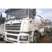 336HP Zoomlion Concrete Mixer Truck / Concrete Mixer Lorry S.N.H180213