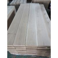 China European Oak Flooring Veneers; French Oak flooring top layer; White Oak lamellas for engineered floors on sale