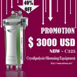 cryolipolysis machine/Cryolipolysis slimming machine with optional lipo laser pads