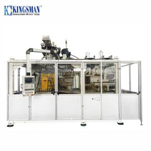 China Automatic Extrusion Blow Molding Machine 6.1*6.4*3.6M Low Power Consumption on sale
