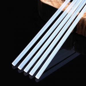 China hot glue stick thin glue hot sticks glue gun stick 7mm *100mm for paper glue stick for DIY, school stationery, household on sale