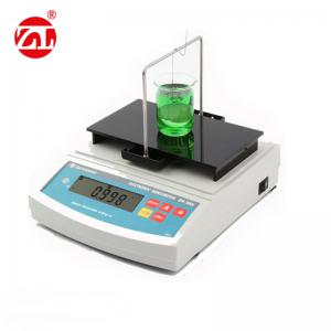China Digital Display Liquid Density Testing Machine For Chemical Solution / Modern Energy on sale