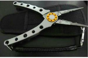 China Fishing tackle popular using plier coiled lanyard cords any color available OEM from China on sale