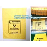 Autoclave Bag/Medical Autoclave Bag/Autoclave Specimen Bag, blood bags, Plastic ziplock medical bags/biohazard plastic b