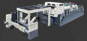 Quality Industrial Paper Slitting Machine Dual Knife Synchro Fly Paper Cutting Machine for sale