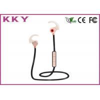 4.2 Ear Hook Earphones / Wireless Running Headphones Lightweight Multi Colors