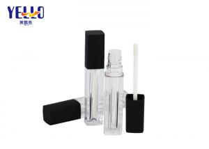 China Custom Plastic Lip Gloss Containers For Makeup Eco - Friendly Material on sale