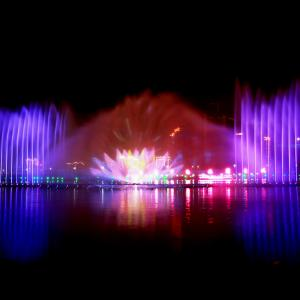 China Dmx Laser Show System Fountain And Fireworks 3d Laser Light Show Equipment In Barcelona on sale