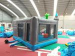 Dragon Kids Inflatable Bounce House Huge Toddler Jump House For Amusement Park