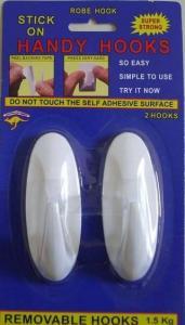 China Self Adhesive Hooks Wall Hooks on sale