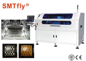 China Professional SMT Solder Paste Printer PCB Printing Machine PC Control SMTfly-L12 on sale