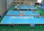 Многофункциональные бассейны рамки металла, бассейн сада для потехи игры
