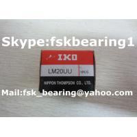 LM20 UU Linear Motion Bearings Five Row Linear Rail Bearing 20mm × 32mm × 42mm