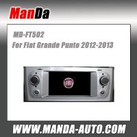 China Manda car gps for Fiat Grande Punto 2012-2013 in-dash head unit touch screen dvd gps automobiles on sale