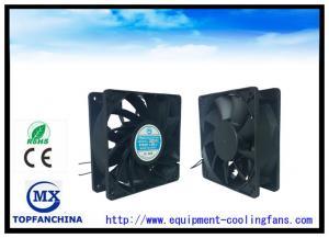 120mm x 38mm 24V DC Cooling Fan 115 CFM High Airflow Long Life Sleeve Bearing