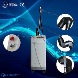 China Latest Q Switched ND YAG laser for Removal of Body Tatoo; Pigmented lesions on sale