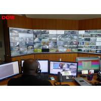 1.8 mm LG video wall display Multiple Interfaces control room screens for Security  surveillance Center