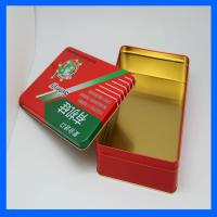 high quality metal health care food tin container ,metal tin gift box manufacturer
