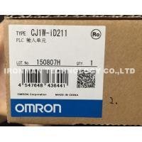 China Omron CJ1W ID211 PLC Input Module CJ1 Unit Controllers DC24V TNT Shipping on sale